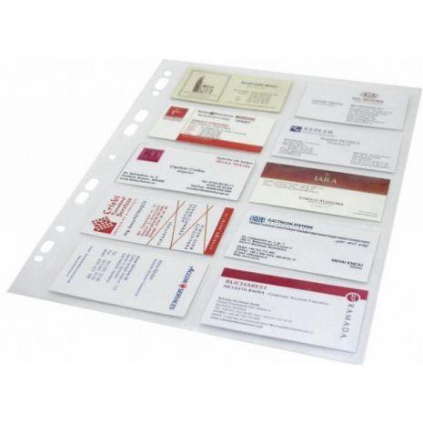 File protectie carti e vizita