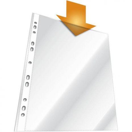 File din plastic