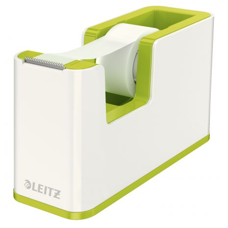 Dispenser cu banda adeziva inclusa LEITZ Wow, culori duale
