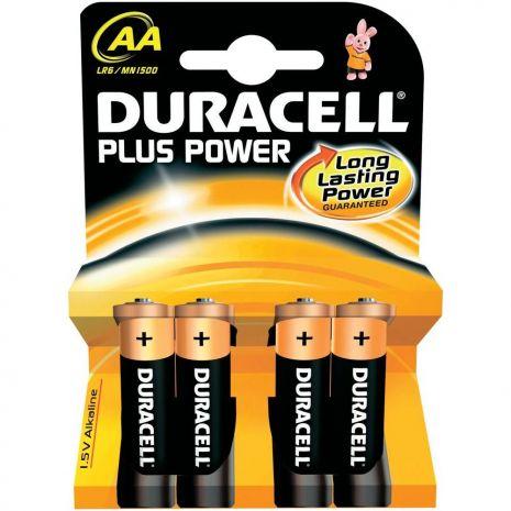 Baterii Duracell AA