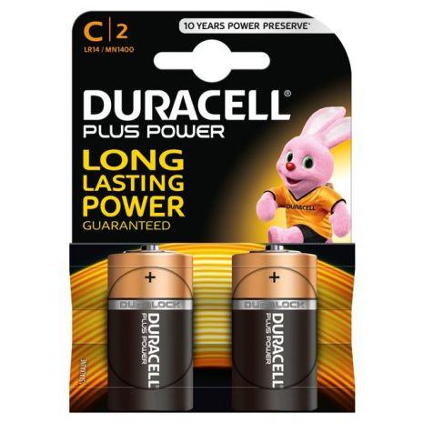 Baterie Duracel C2
