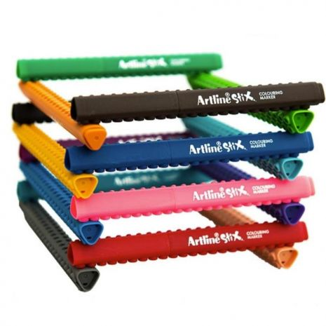 Brush marker Artline Stix