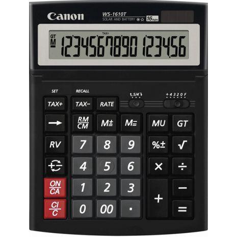 Calculator de birou , 16 digiti, CANON WS-1610T