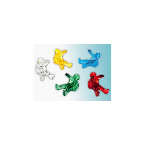 Sistem de prezentare, diferite culori, TARIFOLD Baby Pinch