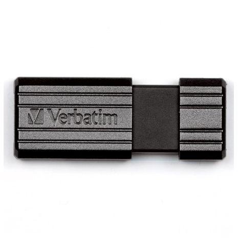 USB Flash Drive, 8 GB, VERBATIM PinStripe