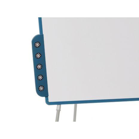 Flipchart magnetic, 70 x 102 cm, BI-OFFICE Station 100
