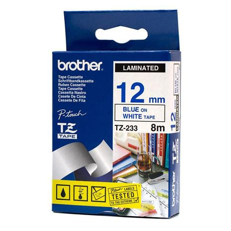 Brother Banda laminata TZ233 Cartus TZ 233