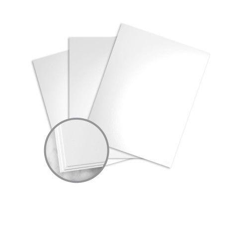 Carton pt. carti vizita, A4, 180 g/mp, alb mat, 125 coli/top, CORDENONS Iceblink Bianco