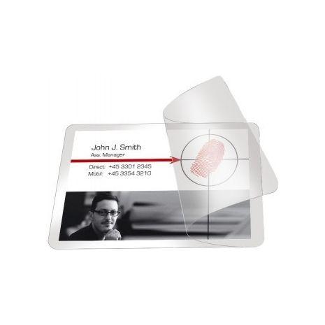 Folie autolaminanta pt legitimatii, 74 x 105mm, 10/set, SELF-AD